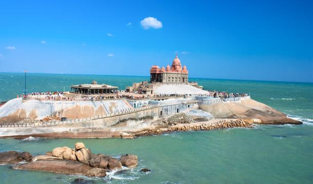 KERALA TO KANYAKUMARI: BEACHES & BACKWATERS