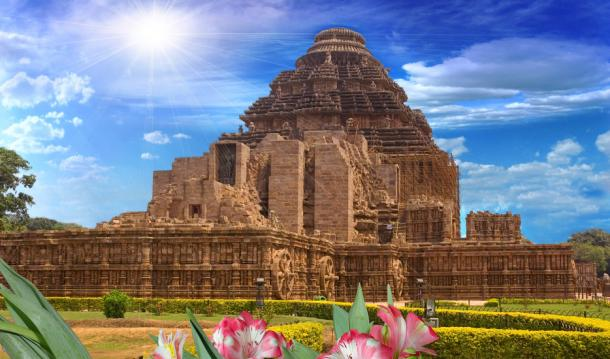 ODISHA - CELEBRATING HOLINESS AND HERITAGE