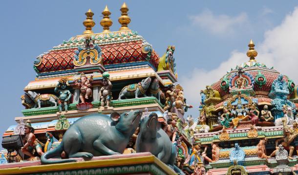 TIRUPATI - MAHABALIPURAM - PUDUCHERRY: DIVINE TOUR