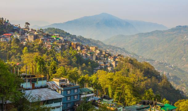 Sikkim at glance