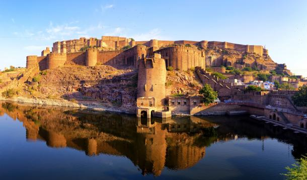 MAJESTIC RAJASTHA: FORTS & PALACES