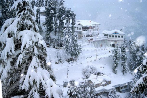 ROMANTIC RENDEZVOUS SHIMLA